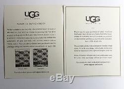 Ugg Australia ELLEE Chestnut Buckle 1001672 Warm Kids / Girls Fashion Boot NEW