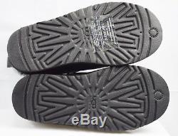 Ugg Emlyn Studded Leather Children's Girls Boots Brand New Size Uk 1 (ek20)
