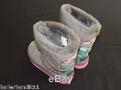 Ugg K Malena boots new kids girls youth 1005397K K Grey