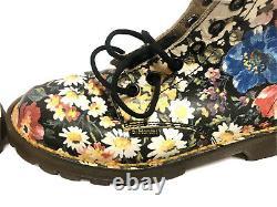 Vintage DR Doc Martens Sienna Miller Ankle Boots Shoes US Size 3 UK Size 2