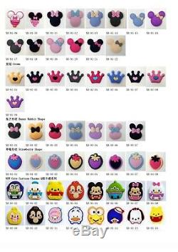 Wholesale 1200pcs PVC Shoe Charms Decoration fit Clog Shoes Wristbands Kids gift