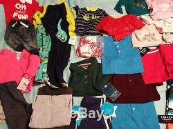 Wholesale Childrens Clothing Shoe Lot. New X30 Pcs Boys Girls