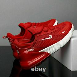 Youth Kids Boys Girls School Trainers Sports Running Mesh Shoes UK Size 11 to 3